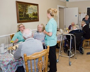 Care Team at Stella Maris Nursing Home Tuam Co Galway