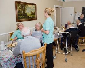 Care Team at Stella Maris Nursing Home Tuam Co Galway